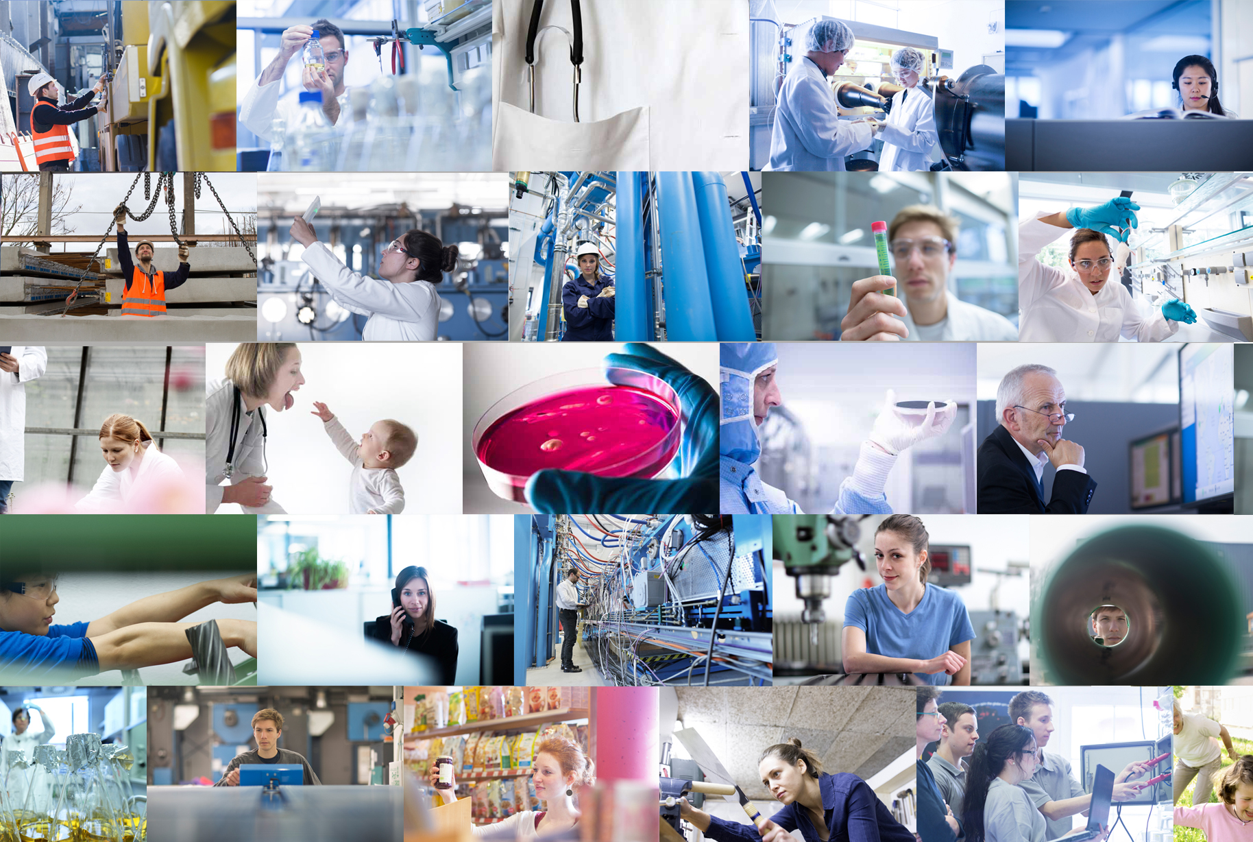 Stock photographer Gombert Germany industry science photos research
